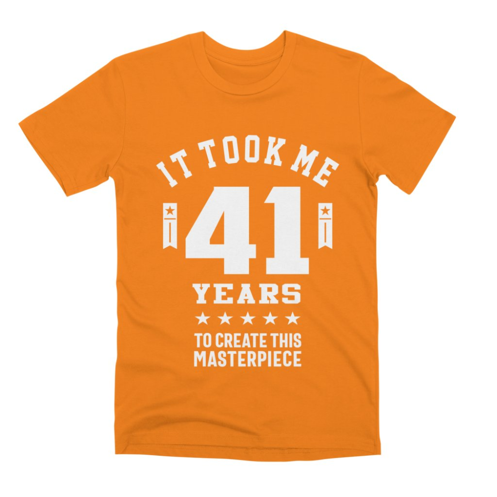 Awesome Made In 1979 Top Inspire Mens Women Birthday GIFT Present Funny T Shirt