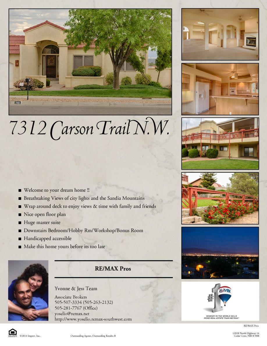 SOLD 7312 Carson Trl