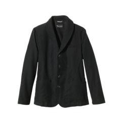 Odin New York for Target® Men's Shawl Collar Jacket - Moleskin