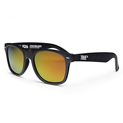 Spiegelnde Sonnenbrille
