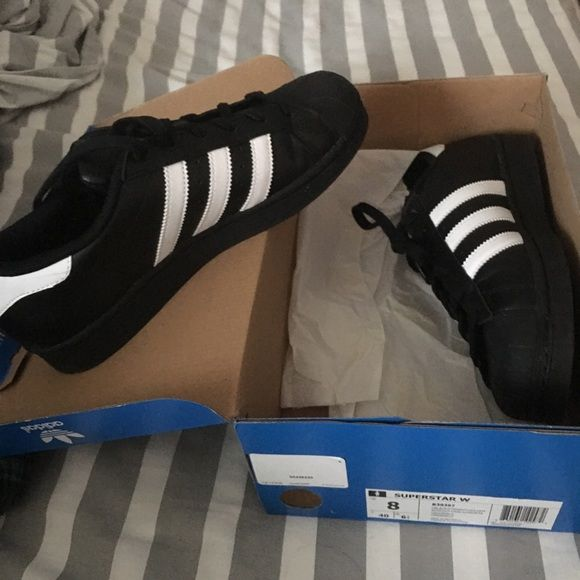 adidas superstar ladies size 8