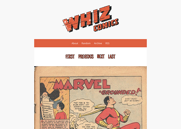 Simple Web Comic Theme | Tumblr | Project Ideas | Pinterest | Template
