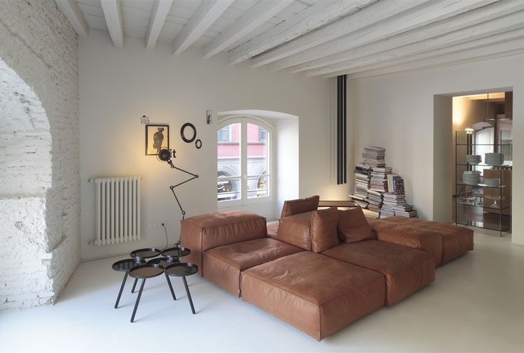 Living Divani - Extra Soft sofa - LIVING DIVANI □ NOORT interieur ...