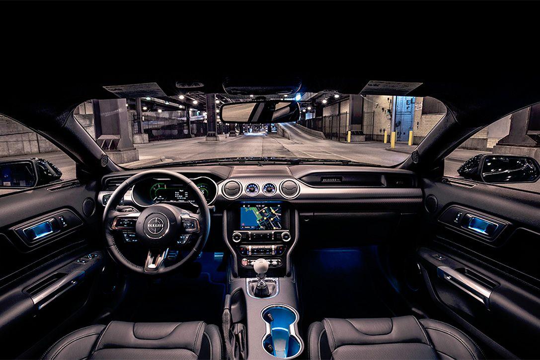 2019 Ford Bullitt Mustang Hiconsumption Ford Mustang Bullitt