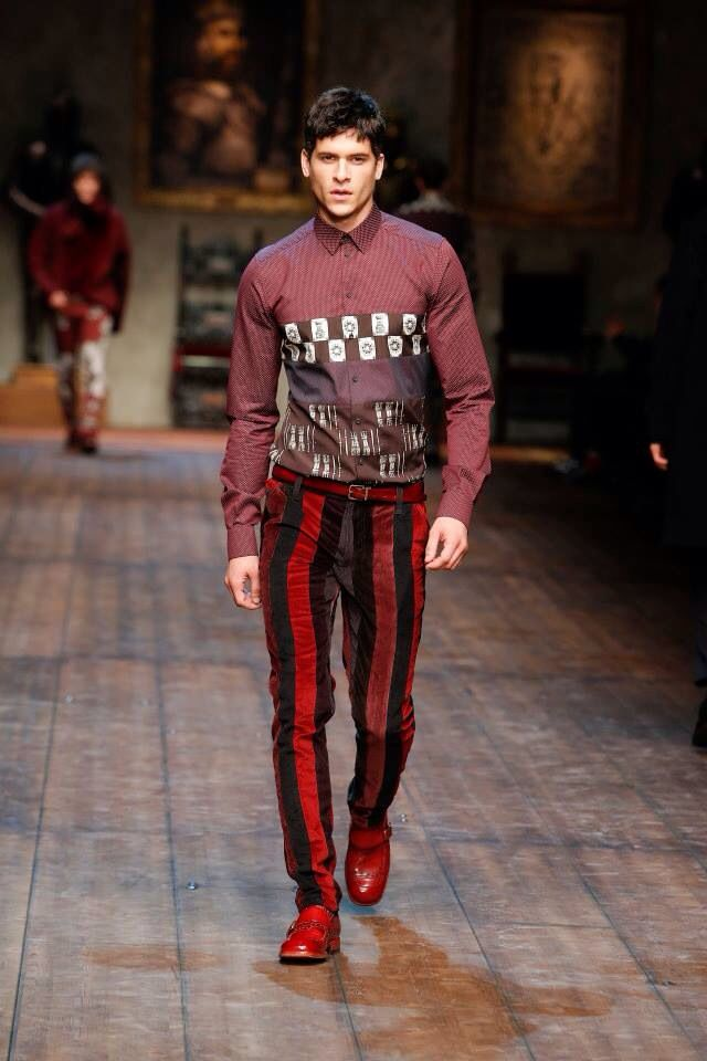 Dolce & Gabbana Autunno/Inverno 2014-2015