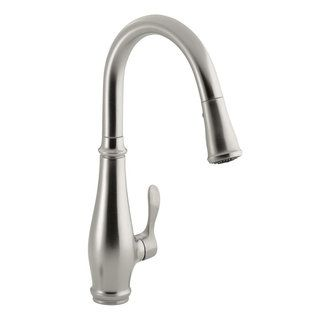 Kohler K 780 Faucet Kitchen Sink Faucets Stainless Steel