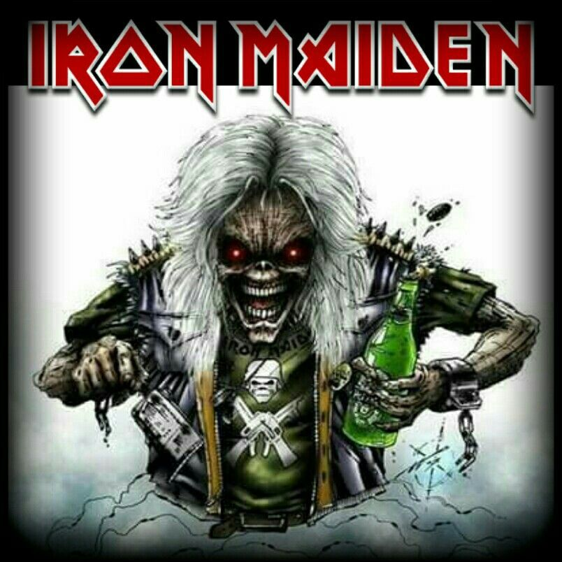 Pin von Mindaugas Lazauskas auf Iron Maiden | Pinterest