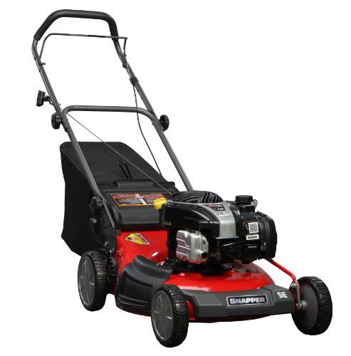 Sner S19550ex 881544 19 Push Mower Reviews Lowes Lawn