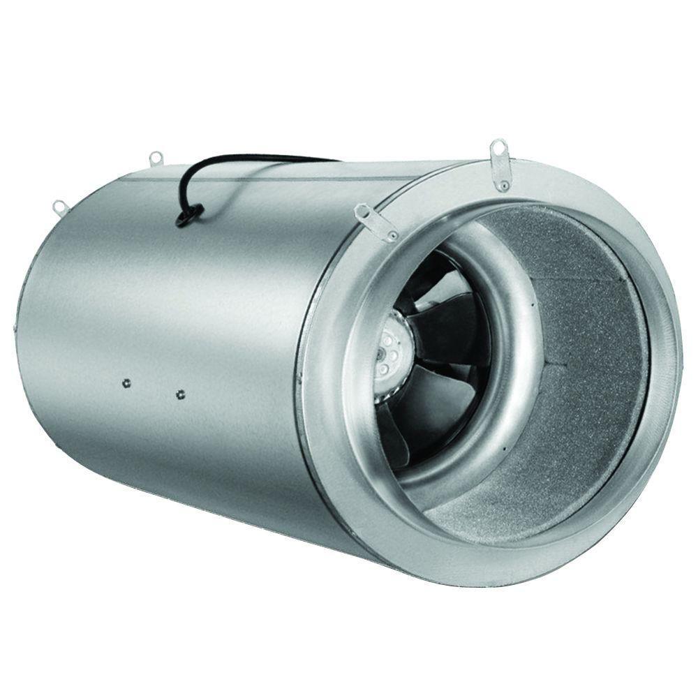 QMax In CFM Ceiling Or Wall Bathroom Exhaust Fan Silver - High cfm bathroom fan