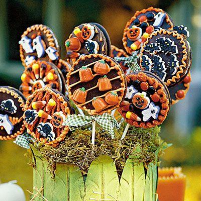 Halloween Treats & Desserts