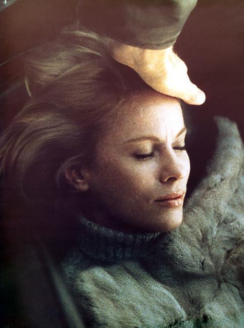 """Bibi Andersson, 1948, """"Eva"""" directed by Ingmar Bergmans."""