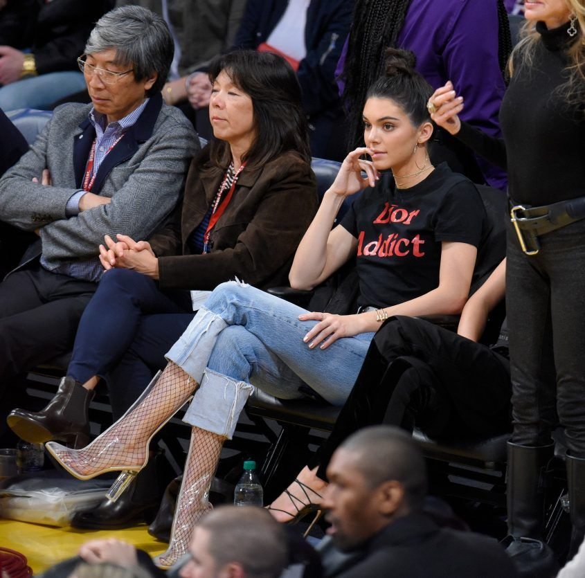 The Best Looks to Watch Sport Live Kendall, Kendall