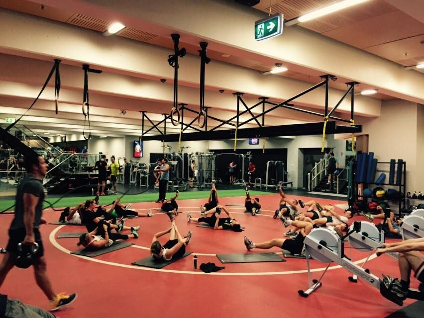 Neoflex 600 Series With Graphics Fitness Flooring Fitness First George St Platinum Australia Floor Workouts Gym Flooring Gym Flooring Rubber