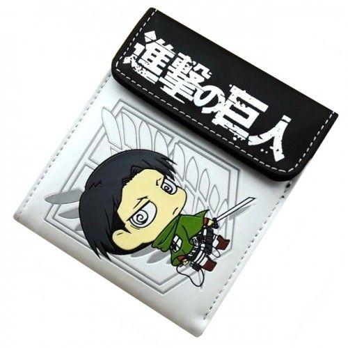 Attack on Titan Cartoon Wallet   Wallet, Attack on titan ...