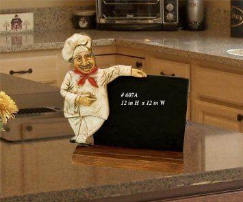 Amazon Com Fat Chef Kitchen Chalkboard Kitchen Amp Dining