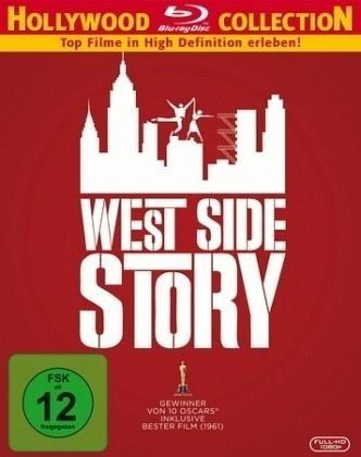 Blu-ray »West Side Story Hollywood Collection« #bluray