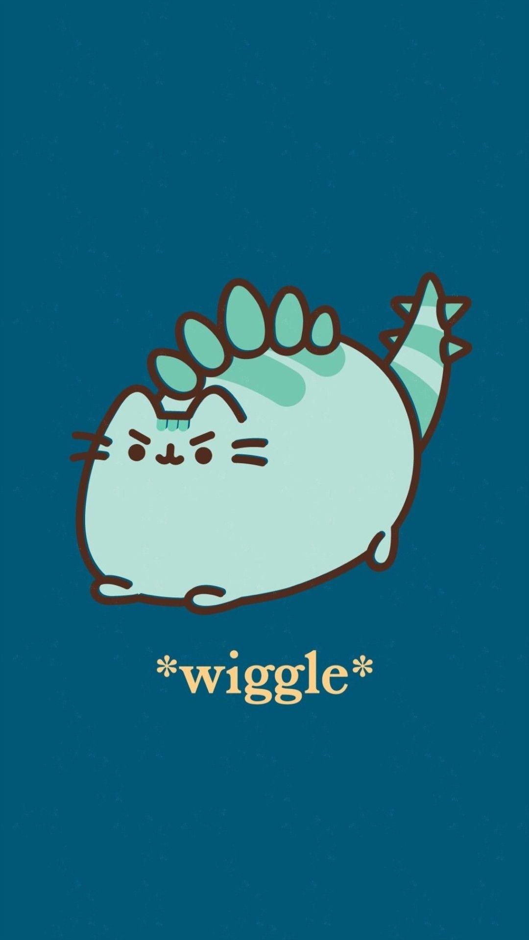 Pin by yy on Wllpprs Dinosaur pusheen, Pusheen cute