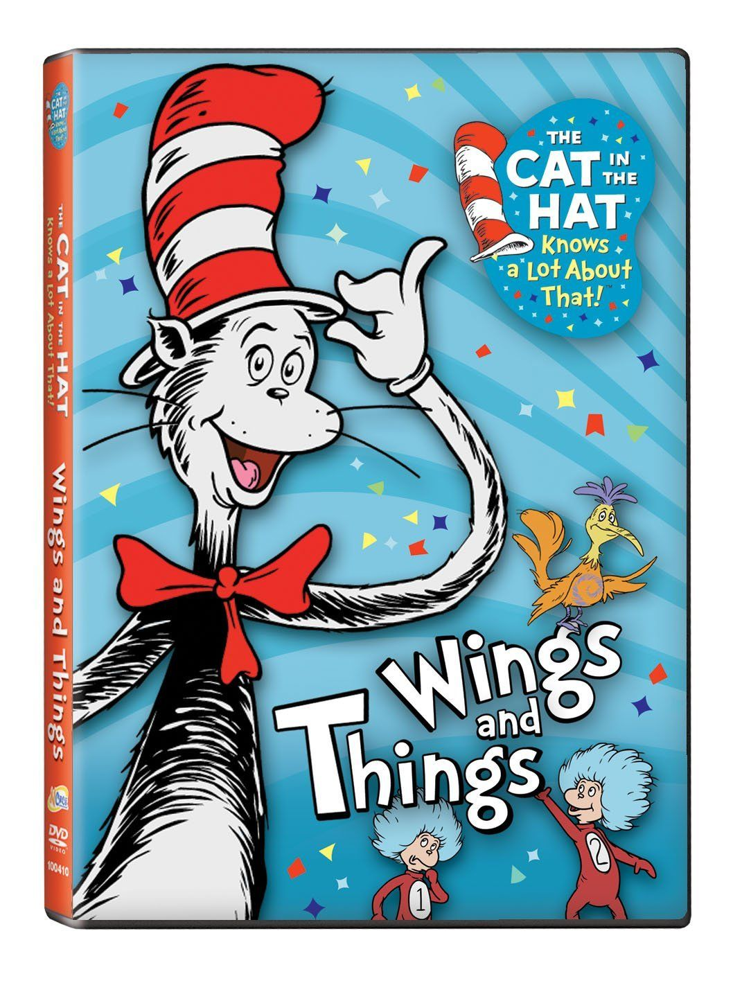 The Cat In The Hat Knows A Lot About That Wings And