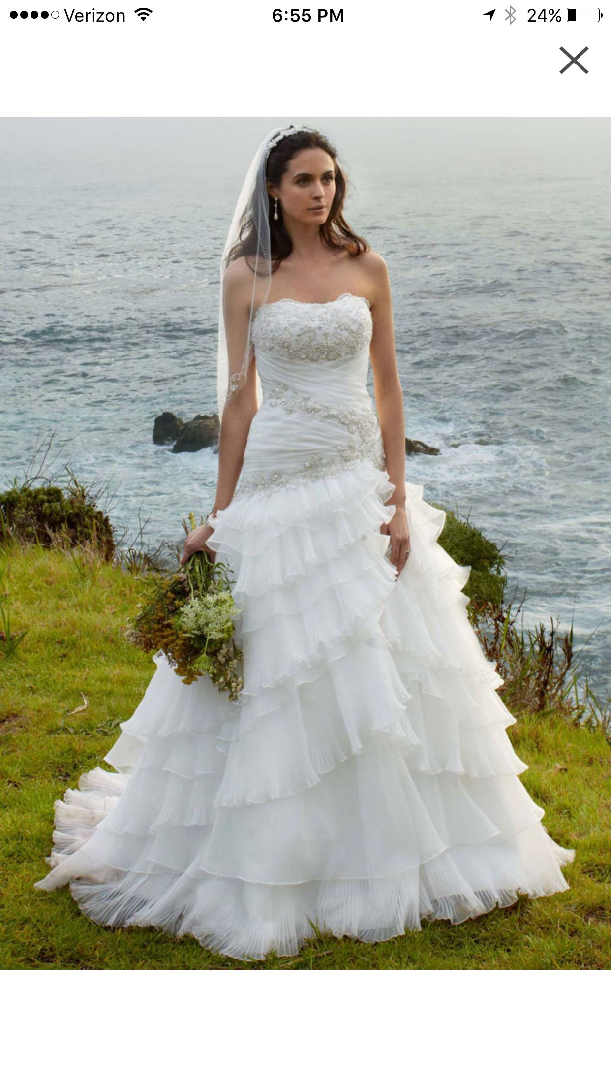 David wedding dress  Pin by Hannah Loudner on Wedding   Pinterest  Wedding