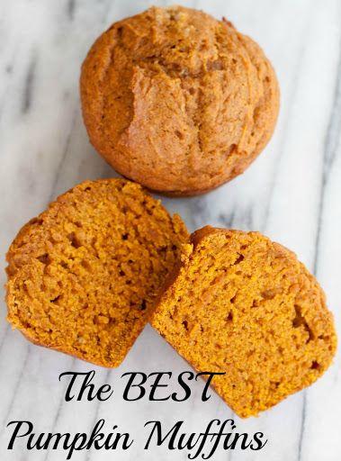 Pumpkin Muffins Recipe   Yummly