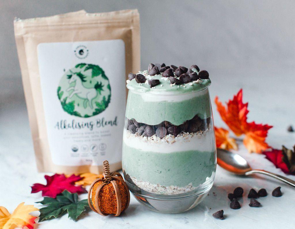 Chocolate Mint Overnight Oats Recipe Overnight Oats Mint