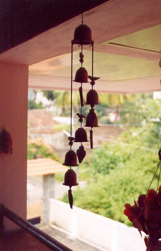 Windchimes On Porch Feng Shui Pinterest Wind Chimes Clay And