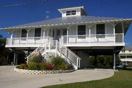 Grand Key West Style Homes | Many Of The Newer Homes In Pirate Harbor Have  Been