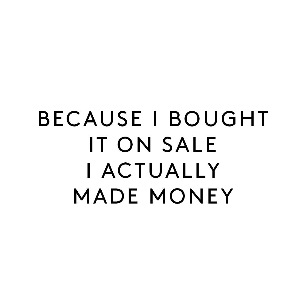 fe94baa224 Any reason to shoe shop! Shopping Quote