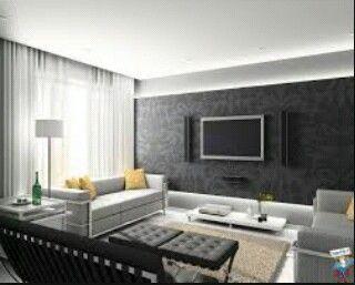 Pinantonella On Una Casa Da Sogno  Pinterest Custom Living Room Minimalist Design Design Inspiration