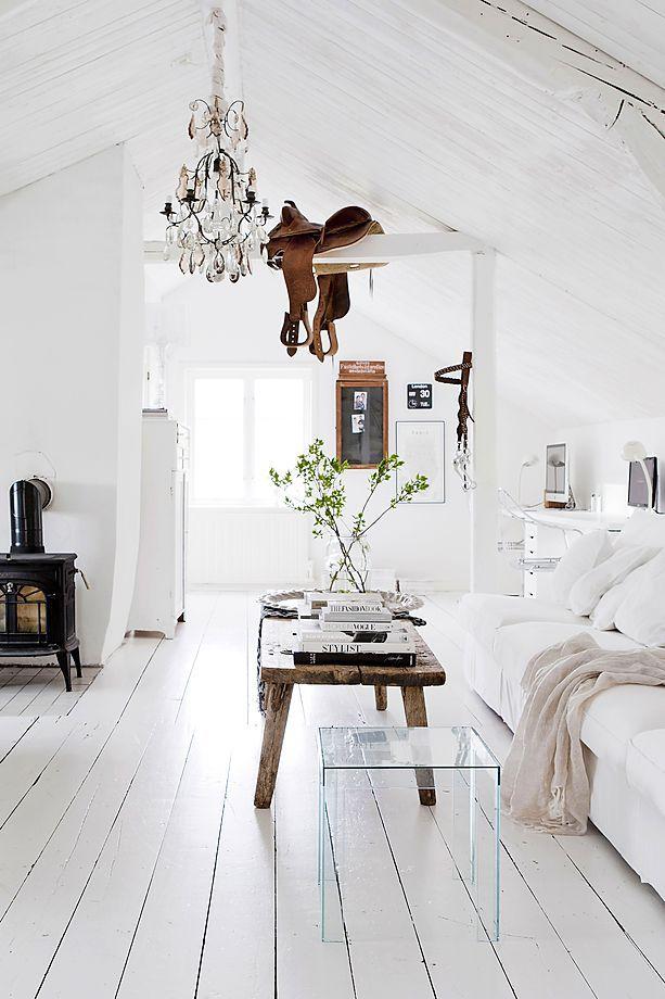 A Lovingly Restored Swedish Farmhouse My Scandinavian Home Blog Photographer Helena Blom Swedish Interior Design Little White House Interior