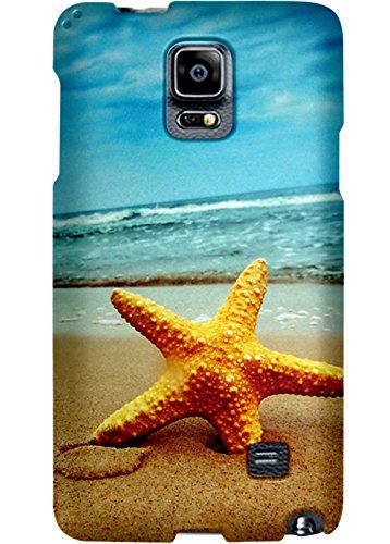 "myLife Ocean Waves + Starfish Beach Adventure {Dreamy, Beautiful, Exciting} 2 Piece Snap-On Rubberized Protective Faceplate Case for the Samsung Galaxy Note 4 ""All Ports Accessible"" myLife Brand Products http://www.amazon.com/dp/B00U4EISY2/ref=cm_sw_r_pi_dp_jFyhvb1VFE7JN"