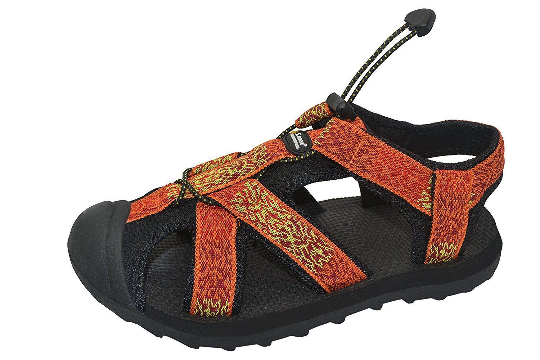 5.men Women's Outdoor Hiking Sport Sandals ClosedToe