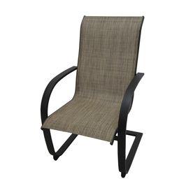 Garden Treasures Set of 6 Hayden Island Sling-Seat Steel Patio ...