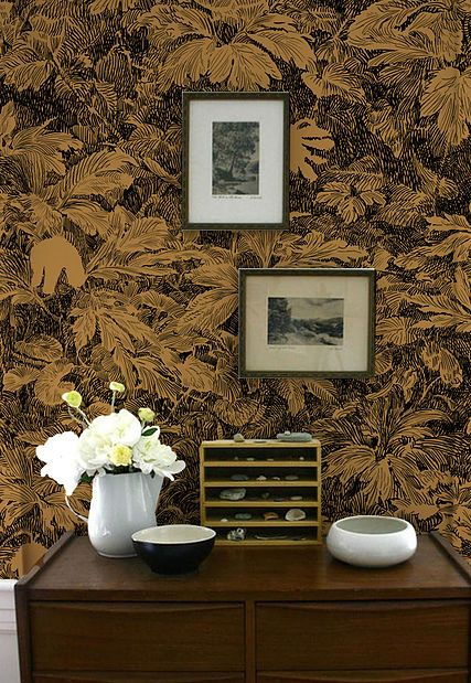 Wallpaper Into The Wild Walls By Ters Byters