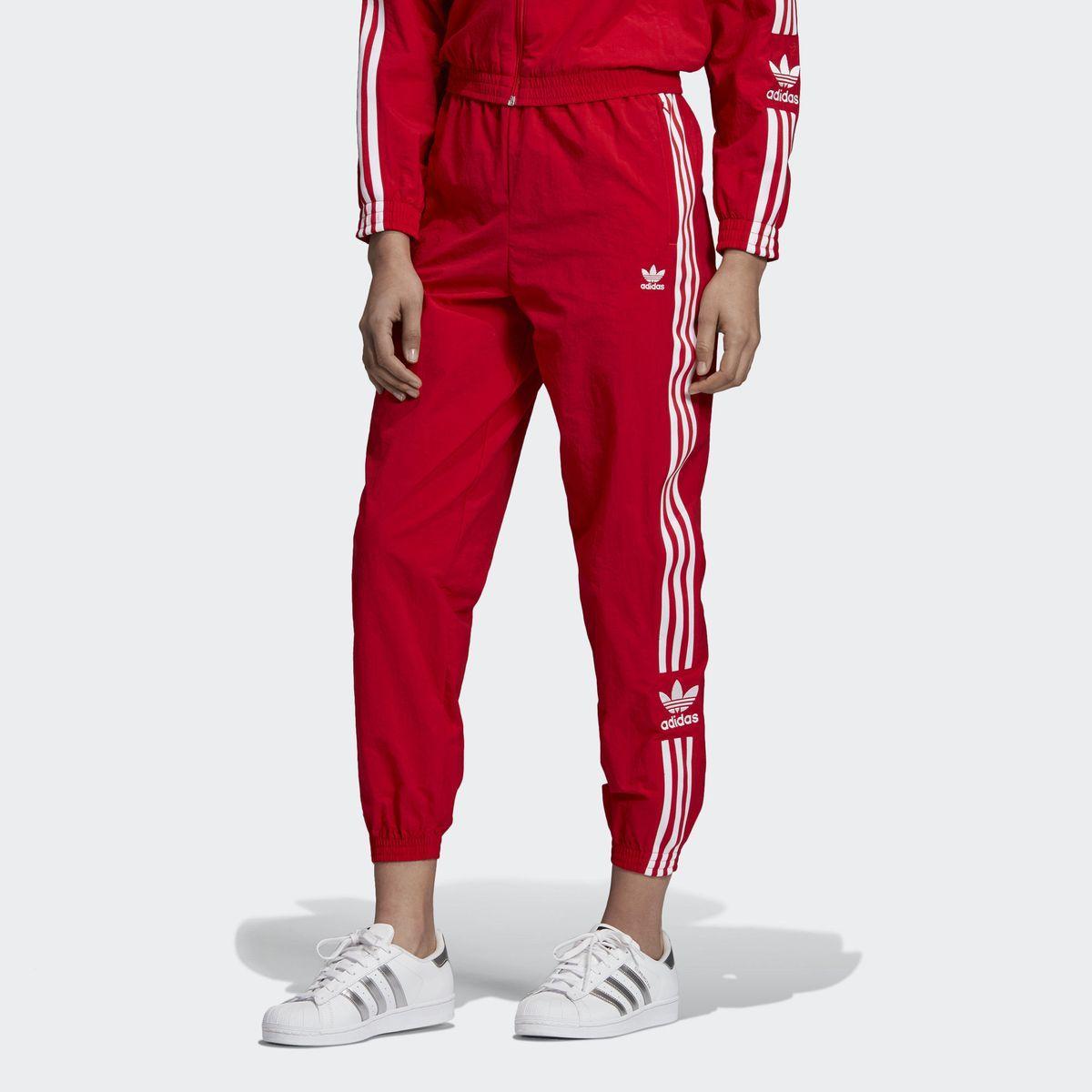 survetement adidas femme ensemble rouge