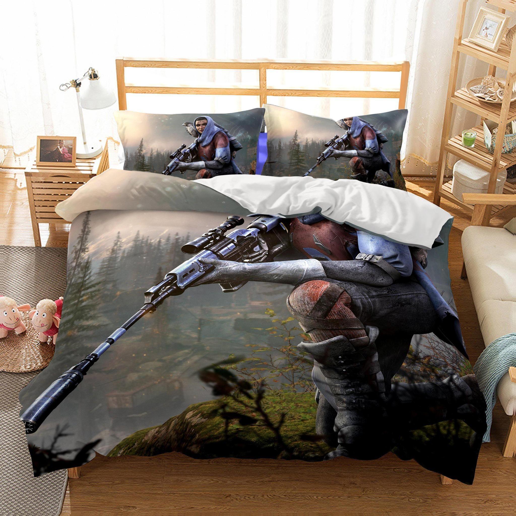 3d Bedding Wholesale Game Destiny2 Printed 1 Bedding Sets Duvet