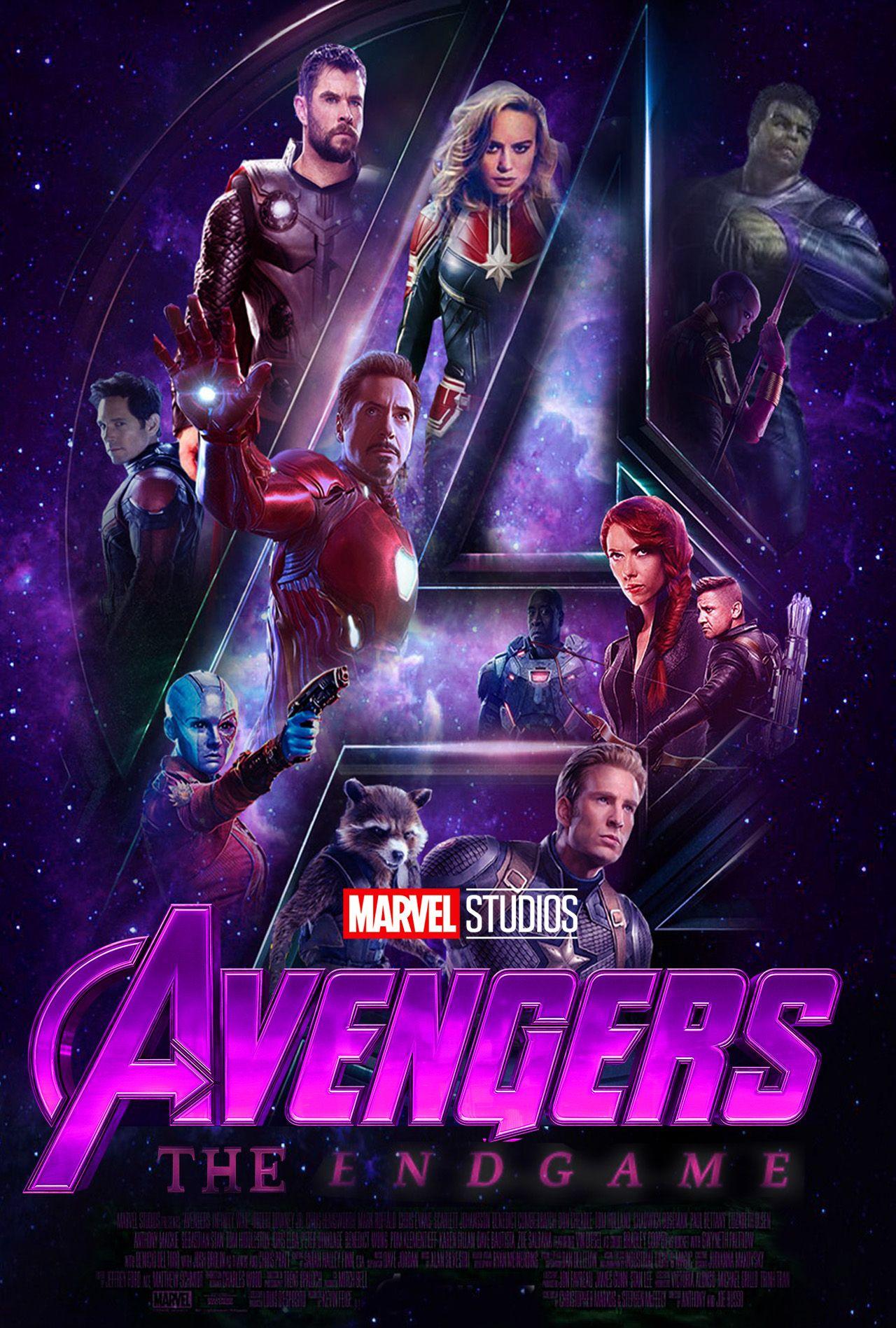 avengers 4 poster conceptthe-dark-mamba-995 | marvel | avengers