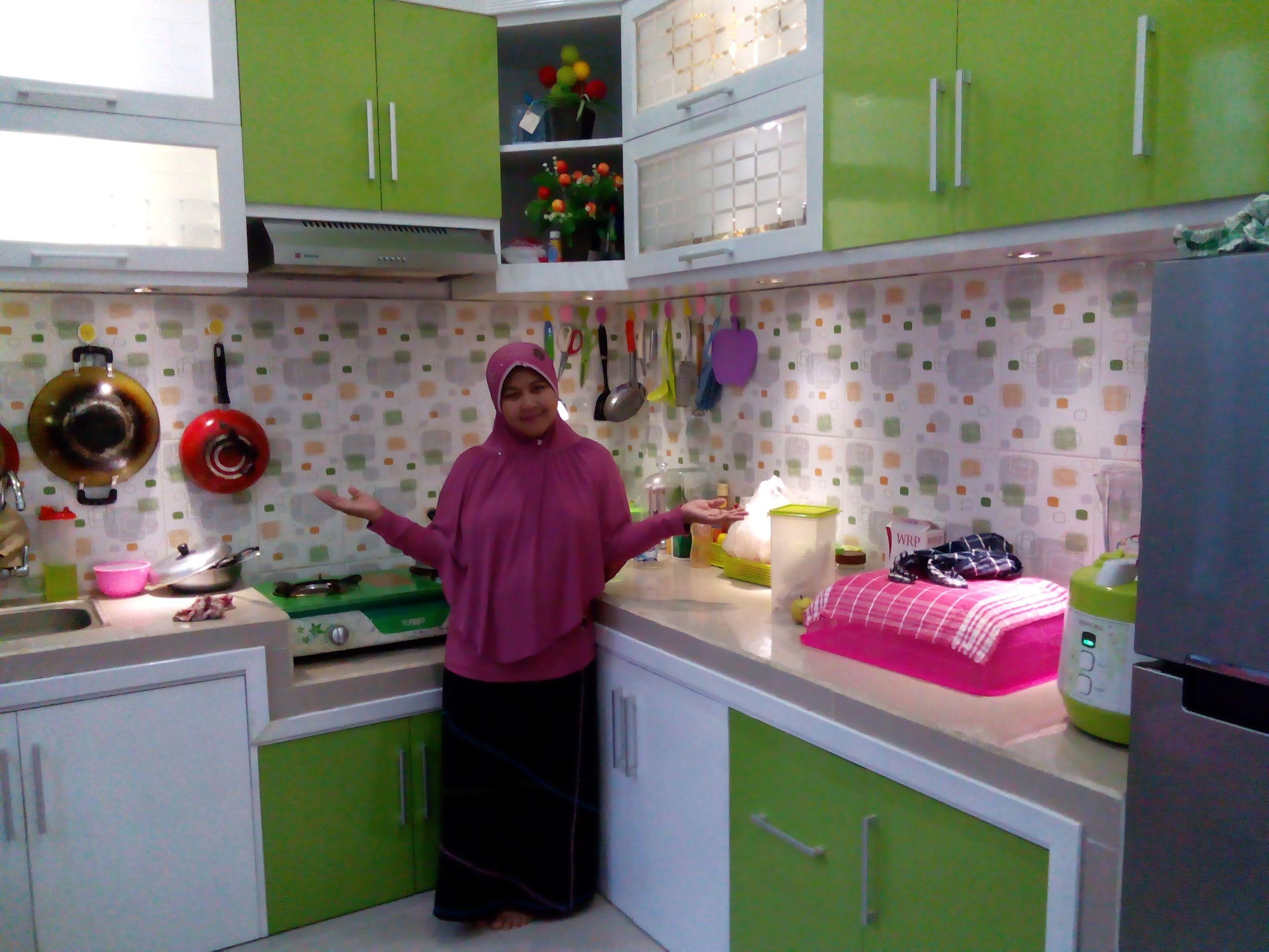 Cheap Pontianak Kitchen Set