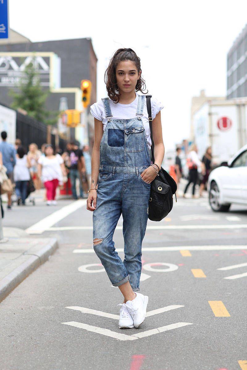 Hasil gambar untuk style wanita tomboy BAJU KODOK di