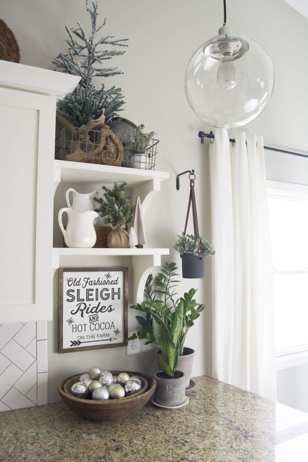 31 Awesome Winter Kitchen Decorations You Never Seen