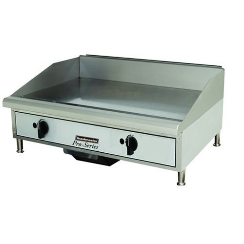 24 Commercial Gas Countertop Griddle Manual Controls In 2020