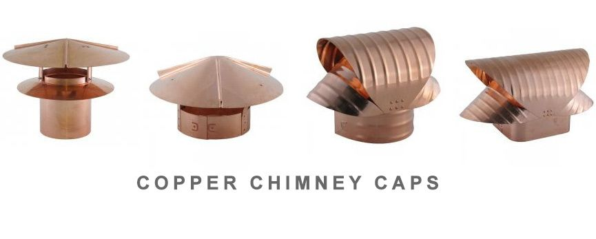 High Quality Beautiful Copper Roof Vents Copper Roof Chimney Cap Roof Vents