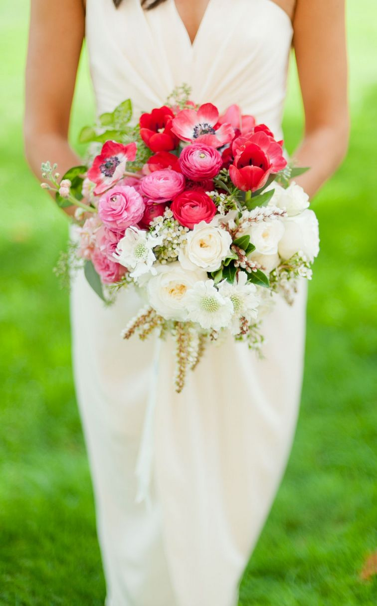 Garden country club wedding bridesmaid bouquets weddings and wedding