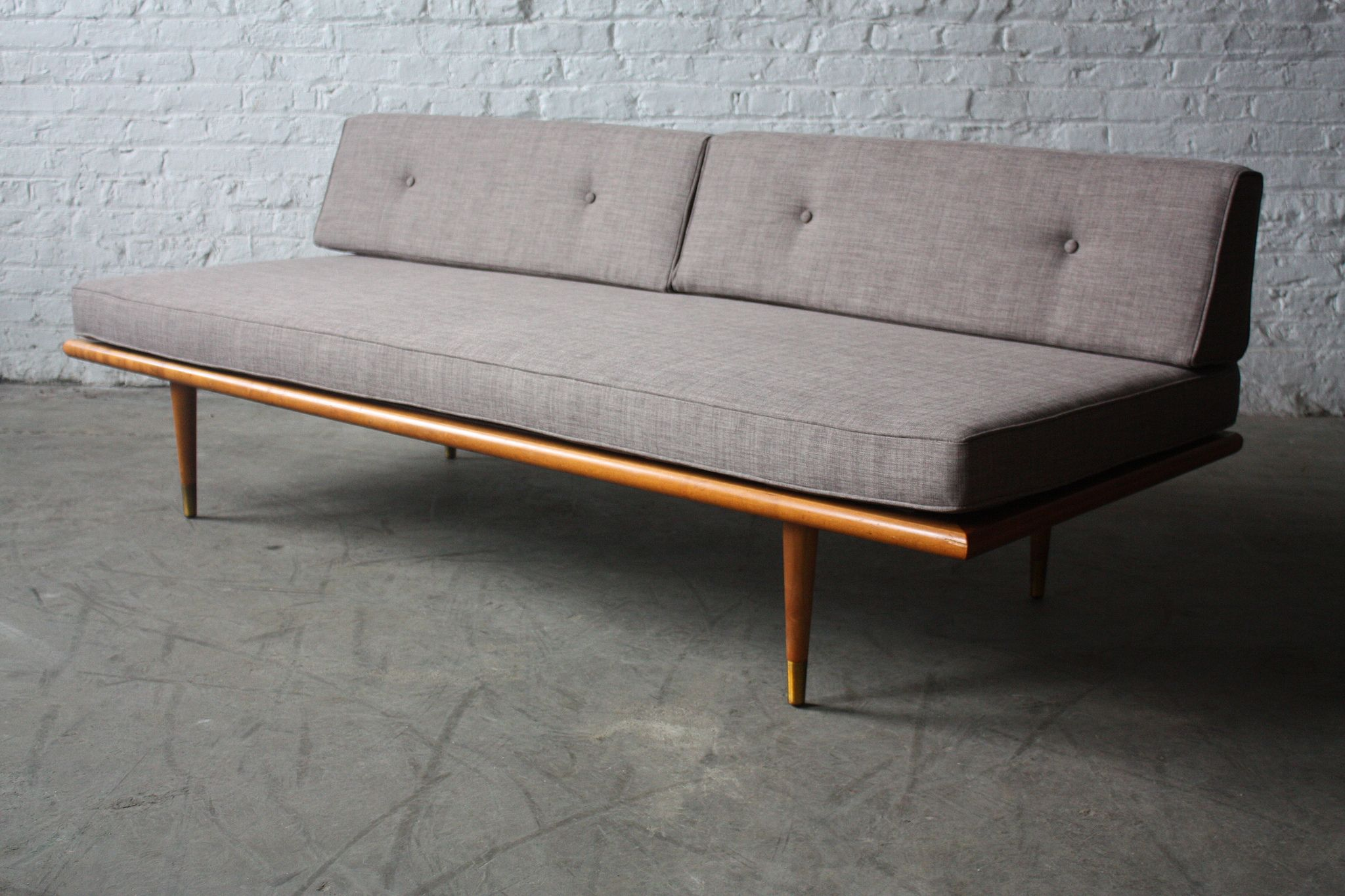 modern daybed. Unique Daybed Assured Mid Century Modern Daybed Sofa USA 1960s  Flickr  Photo  Sharing With