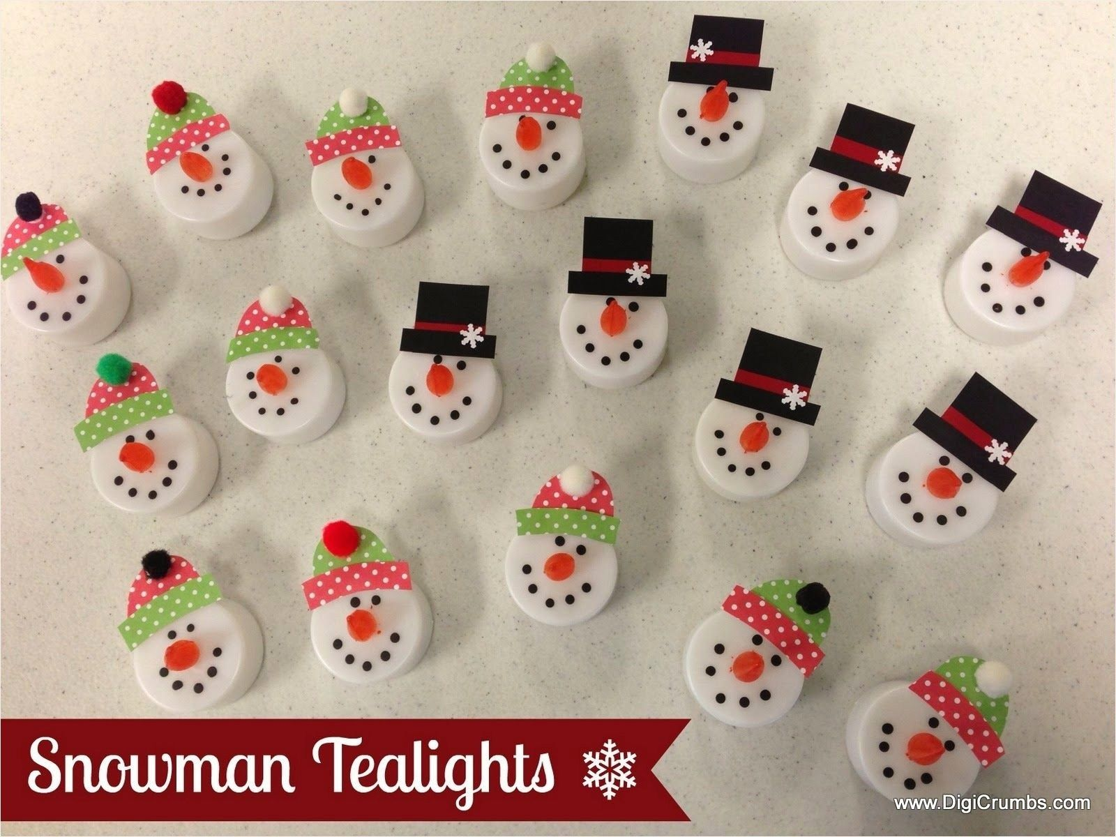 41 Beautiful Quick Christmas Crafts to Make - DecoRequired #christmascraftstosell