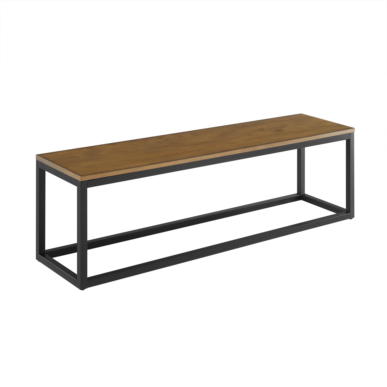Bavia Narrow Coffee Table Bench Walmart Com Free 2 Day Shipping Buy Bavia Narrow Coffee Table Bench At In 2020 Narrow Coffee Table Coffee Table Bench Coffee Table
