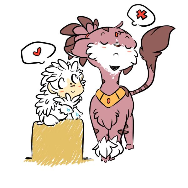 Love is a weird thing by DiachanX on DeviantArt