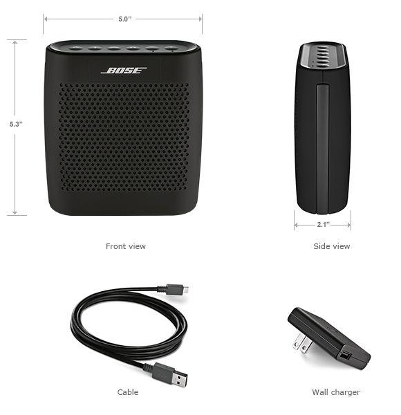 Bose Soundlink Color Bluetooth Speaker Bluetooth Wireless Speakers Bluetooth Bluetooth Speaker