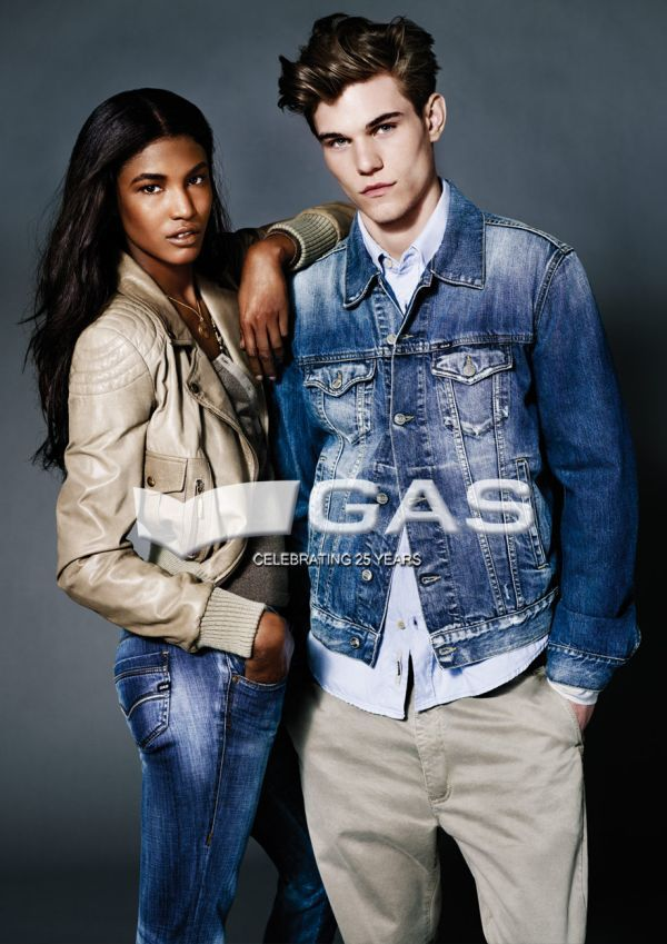 Gas Jeans Fall 2009 Advertising Campaign | Adv Campaigns ...