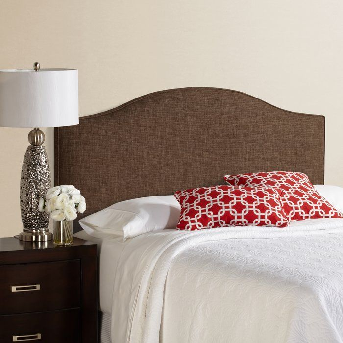This Headboard Is Designed With The Flexibility To Attach To Both